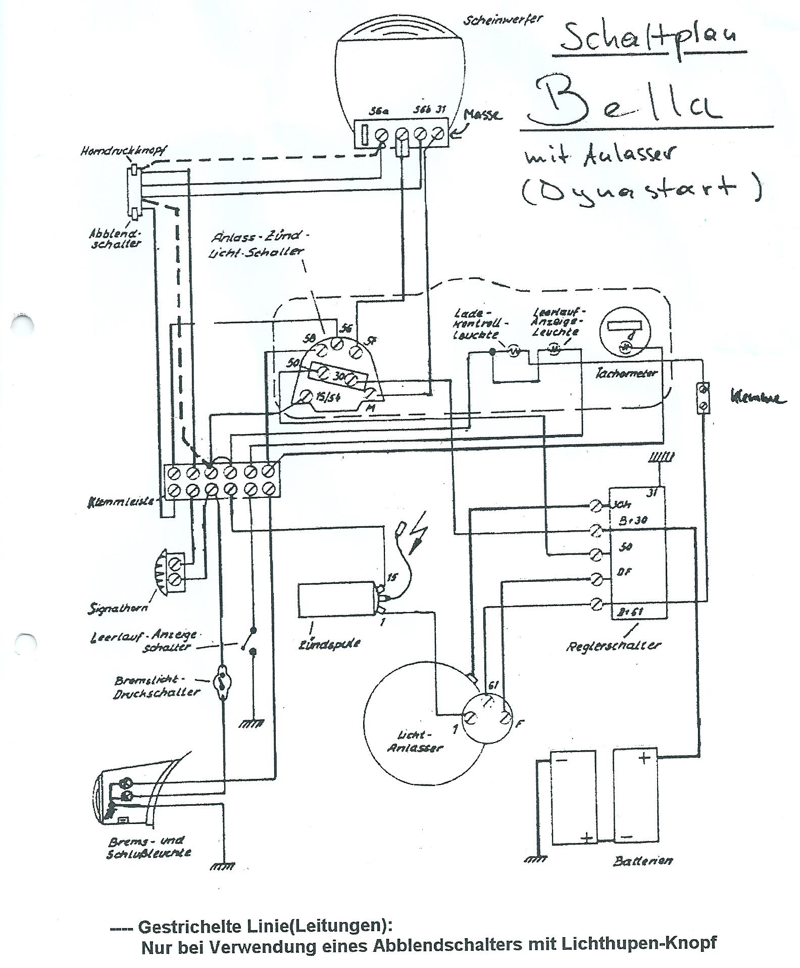 Zndapp Bella R204 Wiring Diagrams Building Chart Zundapp Diagram Source Kla Mot Tede